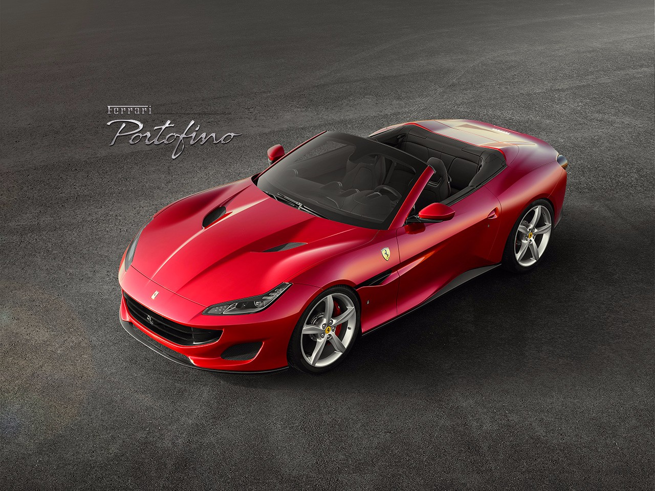 The Ferrari Portofino Premieres At Frankfurt Download