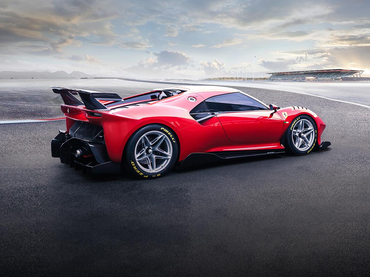 Discovering The New Ferrari P80 C