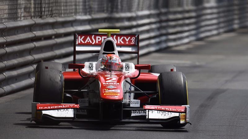 Formula 2 - A technical problem stops Leclerc in Monaco