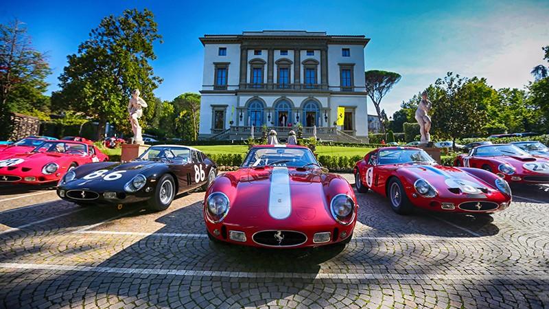 Феррари Ferrari, Италия, LUX AUTO