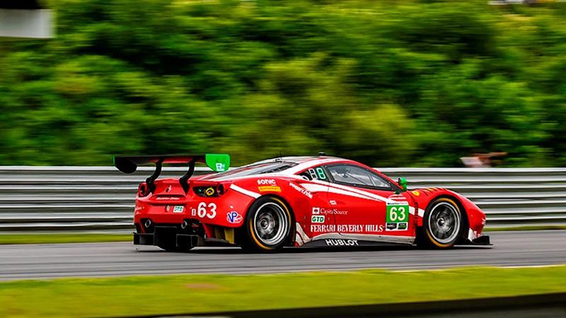 IMSA – Ferrari increases championship lead in Lime Rock