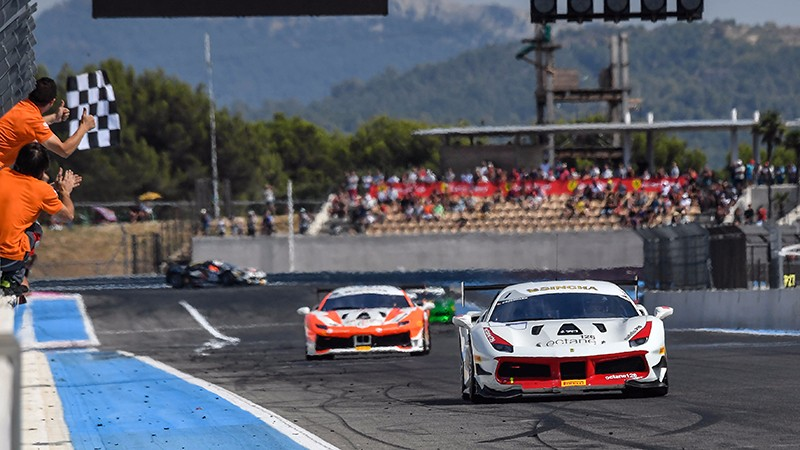 Challenge Europe – Grossmann, Liebhauser and Hassid triumph at Paul Ricard