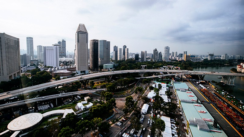 Singapore Grand Prix - An all too short race