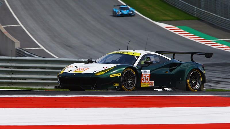 ELMS – Ferrari one-two at Spielberg