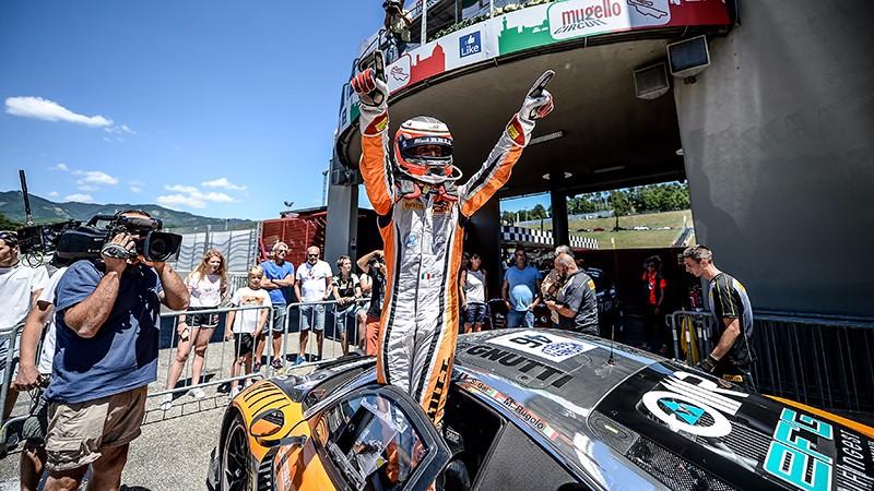 Italian GT – Three wins and six podiums for Ferrari at Mugello