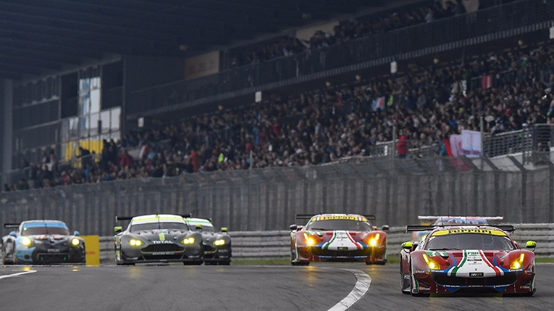 WEC – The highlights of the 6 Hours of Nürburgring