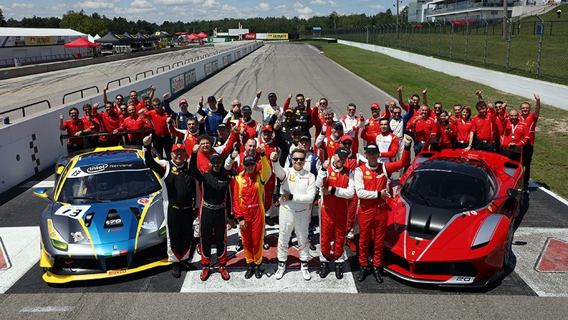 Challenge NA – Close Competition and New Winners Mark Race 2 at Mosport Park