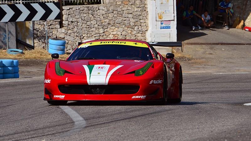 CIVM – Ferrari of Peruggini invincible again at Fasano