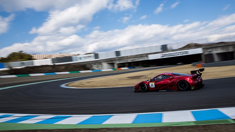 Super Taikyu – Ferrari of ARN wins at Autopolis