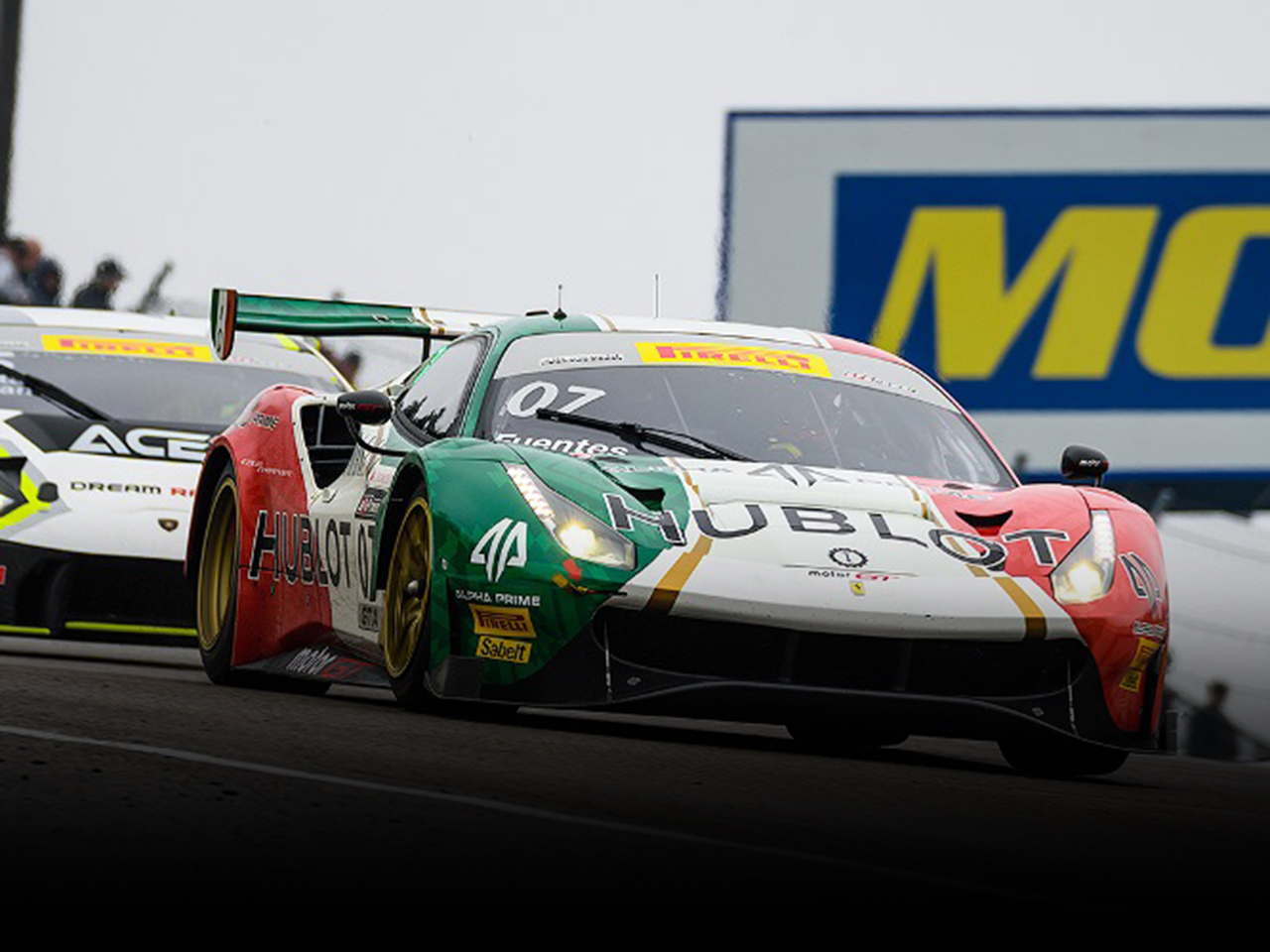 Official ferrari website pirelli world challenge fandeluxe Image collections