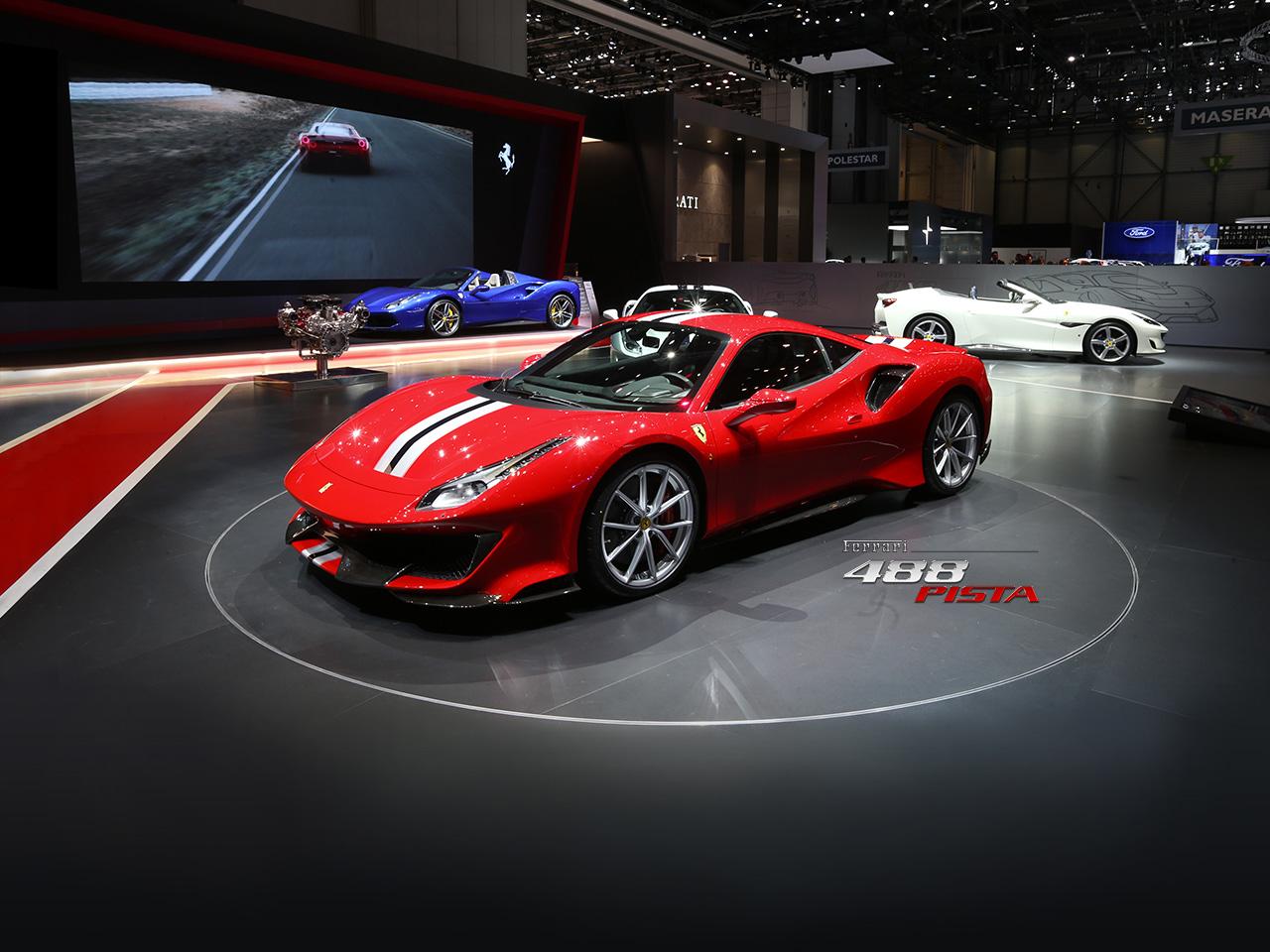 """Τα Γιάννενα θα ...γεμίσουν Ferrari - Από το ιταλικό club """"Passione Rosa"""""""