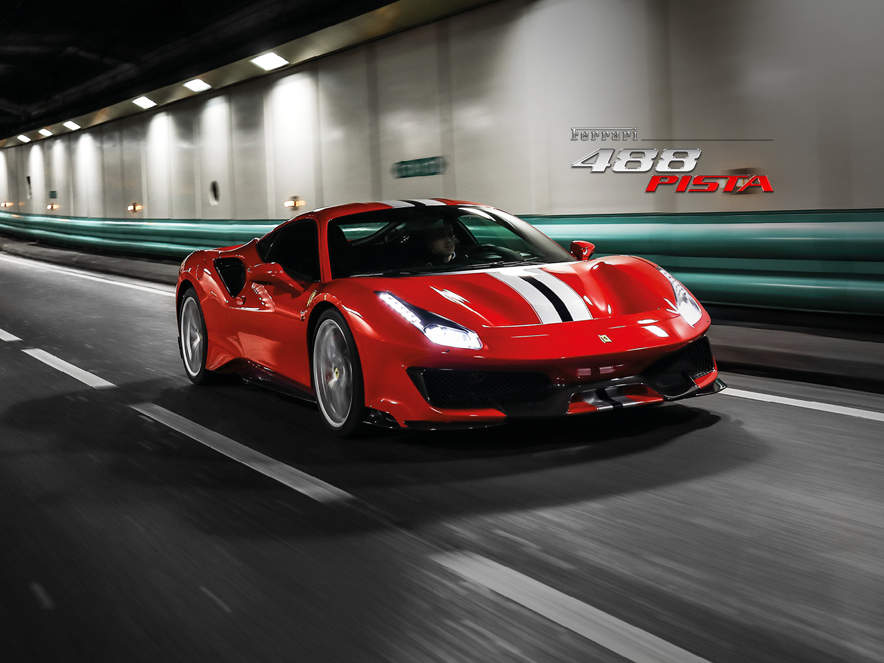 Ferrari 488 Pista: Ready To Go