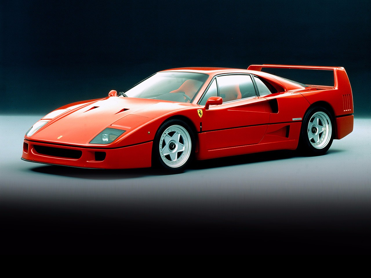 30th anniversary of the F40