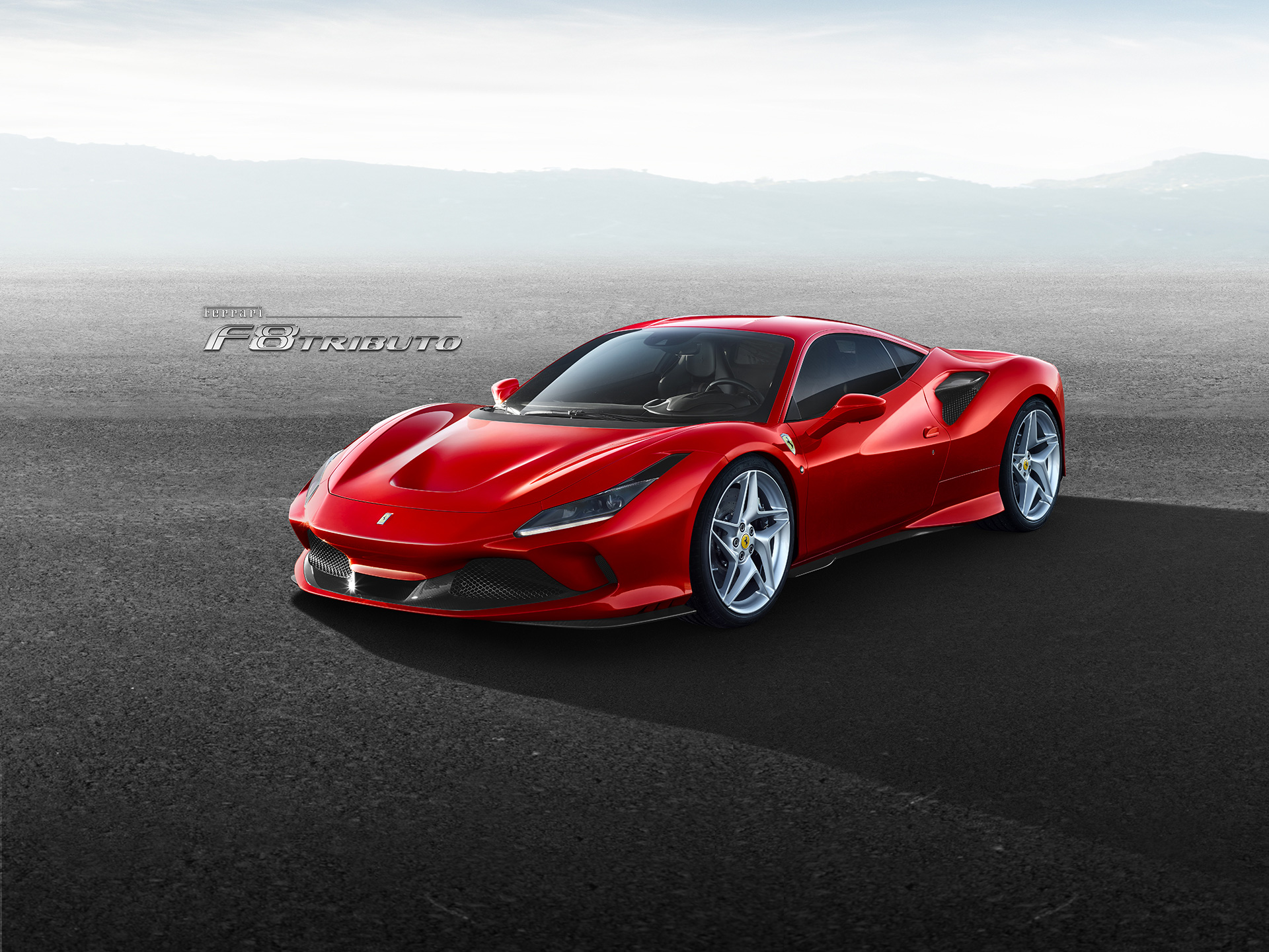 The Ferrari F8 Tributo  a celebration of excellence e45a489ce36