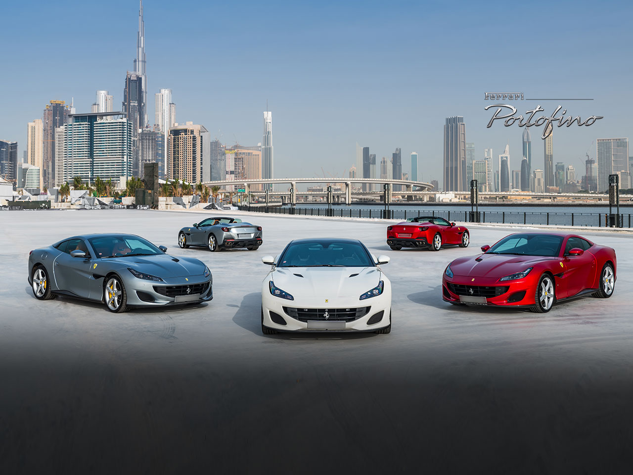 Ferrari Portofino: Test Drive In The Middle East. Auto