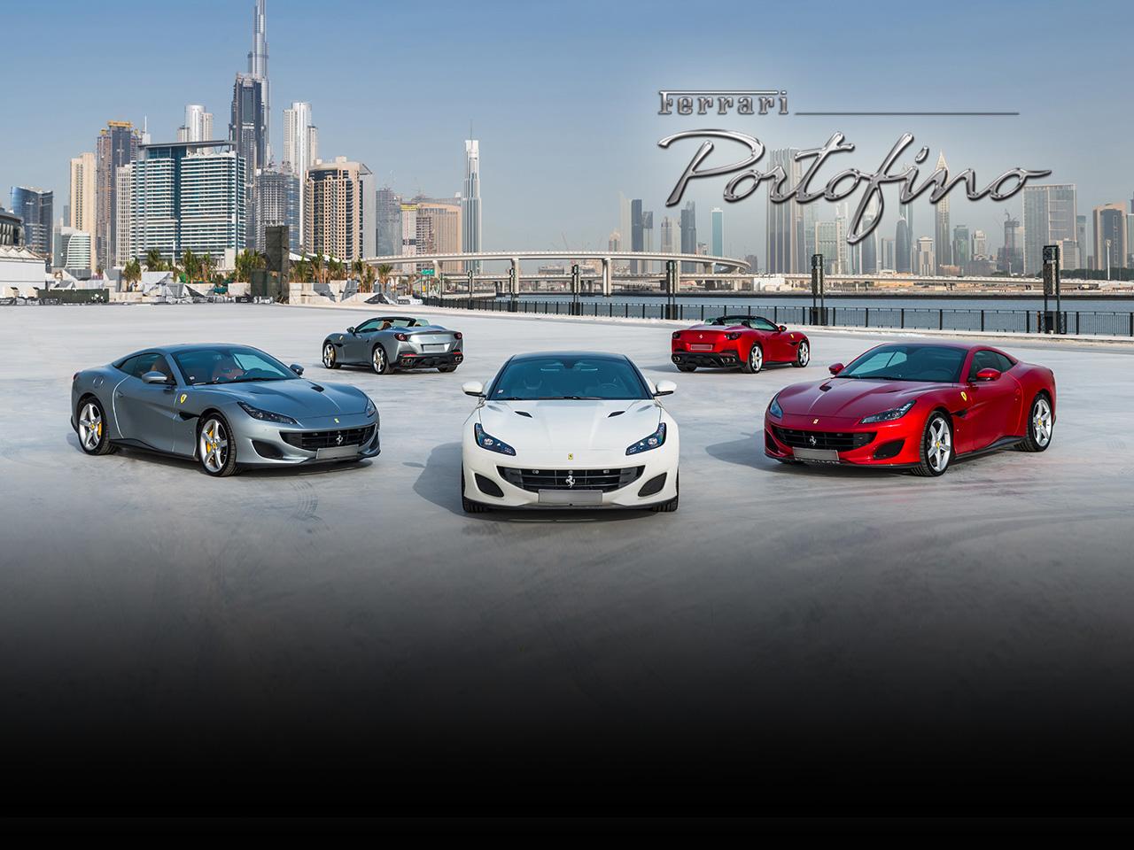 Ferrari Portofino: Test Drive In The Middle East