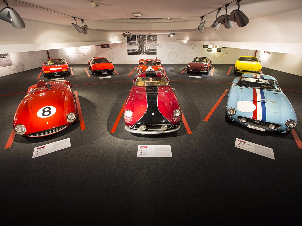 Two exhibitions at Maranello Museum